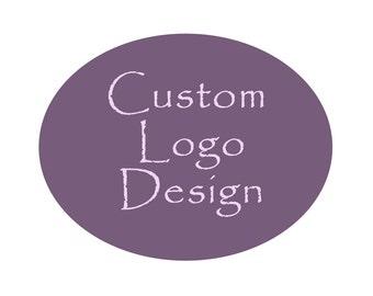 Custom Logo Design--Personalized logo design--high quality logo design of your choice--Digital File