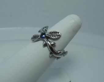 Twig Ring - Branch Ring - Silver Twig Ring - Rose Twig Ring - Thorns Ring - Crown of Thorns Ring - Crown of Thorns - Silver Branch Ring