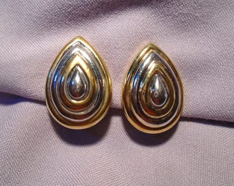 Earings with clips (052)