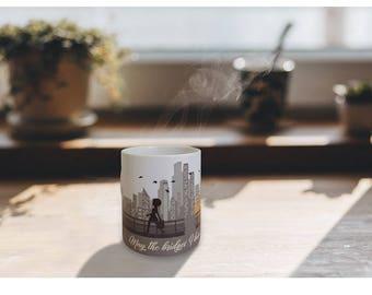 Ready to light a match? Burning a few bridges along the way, Gift Mug, Coffee Mug