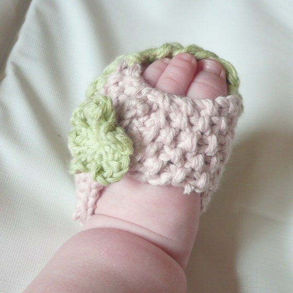 Baby Knit Sandals Knitting Pattern Baby Peeptoe Sandals