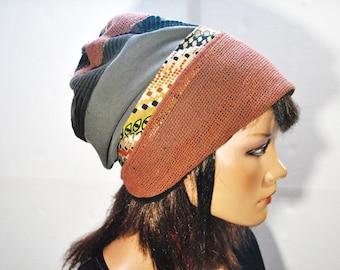 Fleece lined dreads Hat