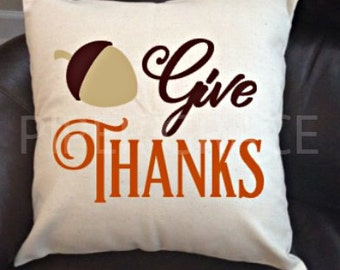 Fall Pillow Cover, Fall Decor, Fall Decorations, Fall Home Decor, Thanksgiving Decor