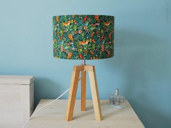 JUNGLE tripod lamp