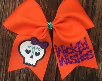 Wicked wishes bow