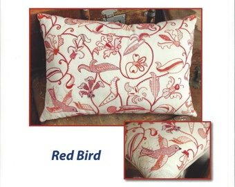 gb Mrs Sew and So 'Red Bird'