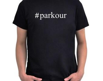 Hashtag Parkour  T-Shirt