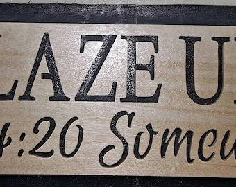 Blaze up! It's 4:20 somewhere