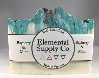 Bayberry & Mint Soap