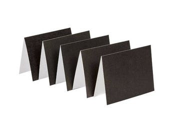 Core'dinations Chalk Core A2 Card Set White Core, 10 Sets, Sandable, Acid Free, Card Making, Crafting, Scrapbook, Paper Crafts, Chalkboard
