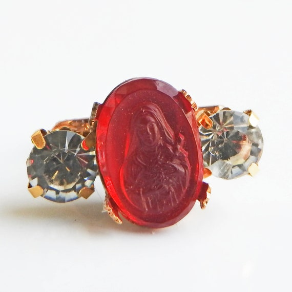 RING SAINT THERESE of lisieux