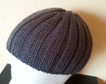 DJ-style hat (Ben, DJ-Ötzi, Beanie) in anthracite