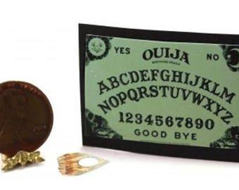 Green Ouija Board Game
