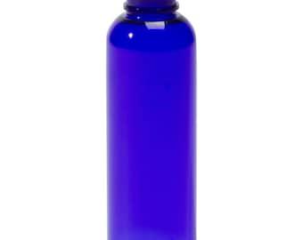 4 oz. Packs of 10 Blue PET Bullet Bottles