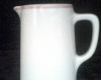 Grindley Hotel Ware 10 oz Creamer / Milk Jug 1958