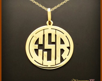Monogram Necklace,Initial Necklace,Gold Necklace,Letter Pendant,Initial Charm,Custom Charm,Initial Pendant,Custom Necklace,Custom Jewelry
