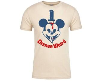 Disnee Weird Mickee T-Shirt