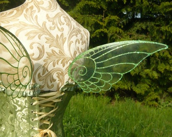 """Cute Absinthe Fairywings - Mini Cosplay Wings - """"Ready to Ship"""""""