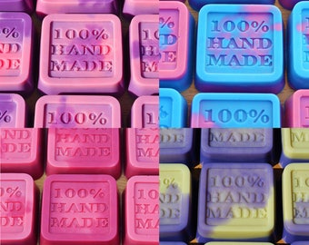 BULK x 500 Handmade Soaps - Choose Up To 25 Different Scents