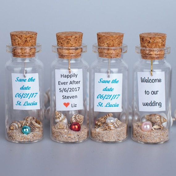 Gifts For Guests Beach Wedding: Wedding Favors For Beach Wedding Party Gift For Guest Beach