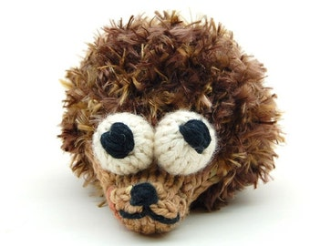 Hedgehog-Agog Amigurumi Knitting Plush Toy Pattern PDF Digital Download