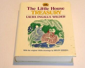 The Little House Treasury Laura Ingalls Wilder
