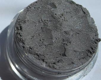 Pale Gray Mineral Powder Eyeshadow | Cruelty Free | Loose Pigments | Pink Blue Shimmer | Vegan Eye Shadow -Virtual Reality