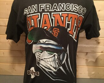 Vintage 1994  San Francisco Giants Incredible  T-Shirt Made in USA