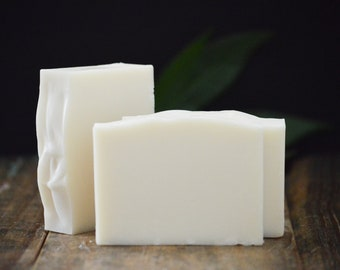 Tea Tree Soap | Essential Oil Infused Handmade Cold Process Soap For Oily Skin