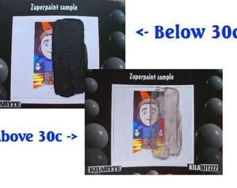 Temperature colour change Thermochromic Pro Paint 60ml