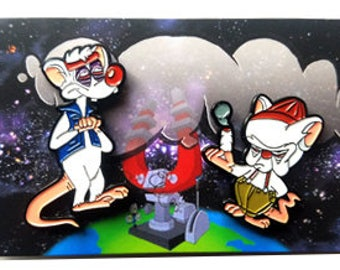 Up In Smoke 2 Pin Set