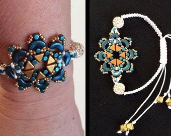 Trend armband, armband ster, handgemaakte weven