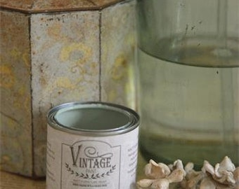 Jeanne d' Arc Living Vintage Paint Dusty Green
