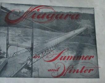Niagara Summer and Winter 1907