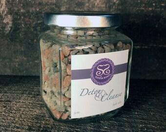Detox & Cleanse Bath Salts