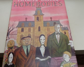 Charles Addams, Home Bodies 1stEd.1stPrint