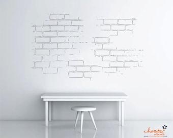 Bricks Wall Decal