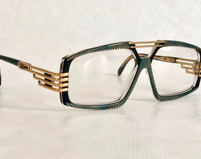 Cazal 325 Col 673 Vintage Eyeglasses Made in West Germany New Old Stock