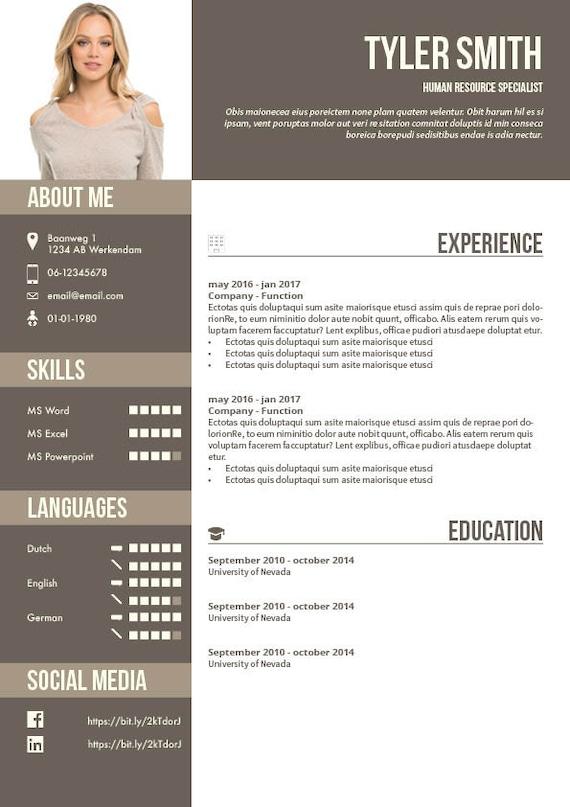 digital curriculum vitae
