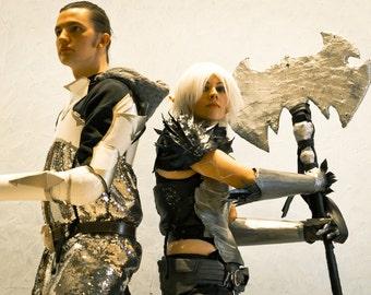 Dragon Age 2 Sebastian Vael Costume
