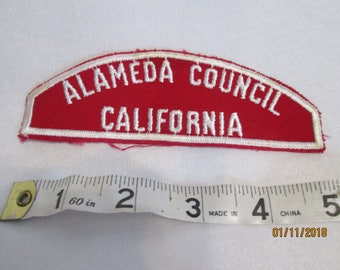 Alameda Council California CSP T6