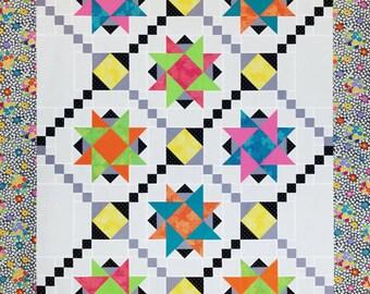 Crossfire Quilt Pattern