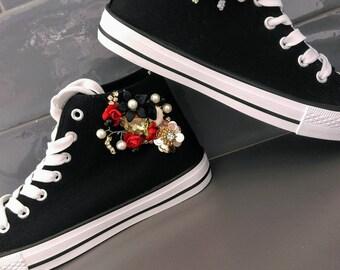 Custom bespoke shoes