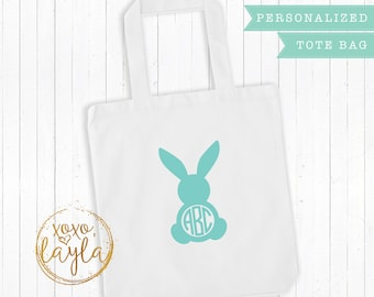 Easter Egg Bag, Easter Egg Basket, Easter Bag, Easter Tote, Easter Bag for Kids, Monogram Easter Bag, Easter Egg Hunt, Easter Egg Tote