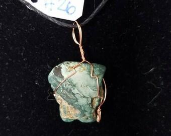 Handmade Medium Sized Oregon Jade