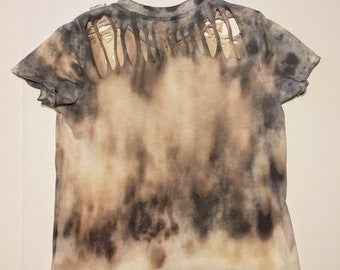Kids DeStressed Dyed Tee