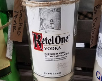Ketel One Vodka Soy Wax Candle