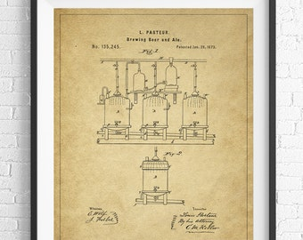 Beer bottle opener patent print beer gifts bar decor bar beer brewing patent print beer keg patent beer gifts beer barrel patent malvernweather Choice Image