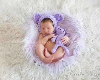 NEW!* CROCHET PATTERN: Baby's first teddy - stuffed toy - teddy bear - permission to sell finished items - digital download