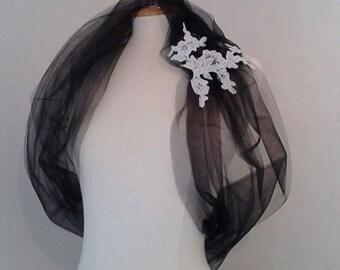 Bridal wrap,  shawl, bridal shawl, bridal stole, accessory,